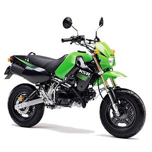 Moto Th Kawasaki Ksr 110 Specification
